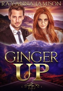 ginger up cover